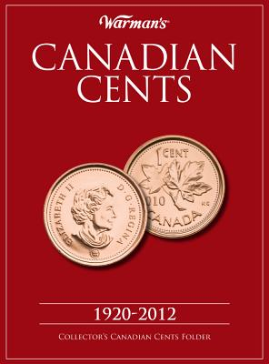 Canadian Cents 1920-2012 Collector's Folder